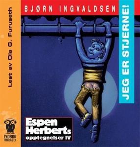 Jeg er stjerne! (lydbok) av Bjørn Ingvaldsen