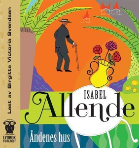 Åndenes hus (lydbok) av Isabel Allende