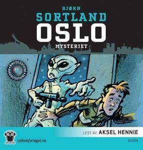 Oslo-mysteriet (lydbok) av Bjørn Sortland