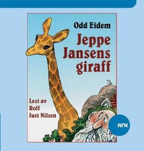 Jeppe Jansens giraff (lydbok) av Odd Eidem, E