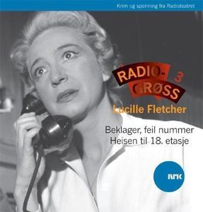Radiogrøss 3 (lydbok) av Lucille Fletcher, NR