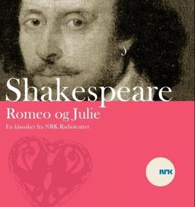 Romeo og Julie (lydbok) av William Shakespear