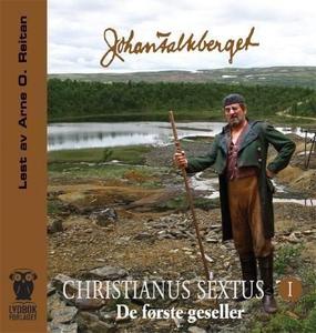 Christianus Sextus I (lydbok) av Johan Falkbe