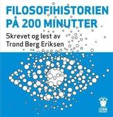 Filosofihistorien på 200 minutter