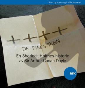 De fires tegn (lydbok) av Arthur Conan Doyle,