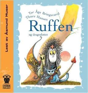 Ruffen og drageslottet (lydbok) av Tor Åge Br