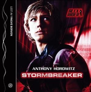 Stormbreaker (lydbok) av Anthony Horowitz