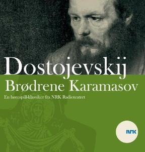 Brødrene Karamasov (lydbok) av Fjodor Dostoje