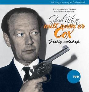 God aften, mitt navn er Cox (lydbok) av Rolf