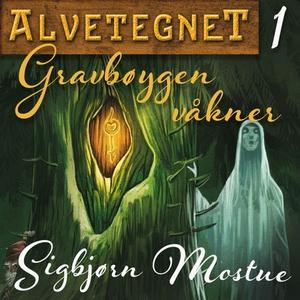 Gravbøygen våkner (lydbok) av Sigbjørn Mostue