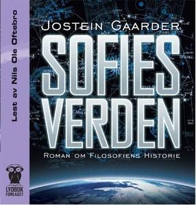 Sofies verden (lydbok) av Jostein Gaarder