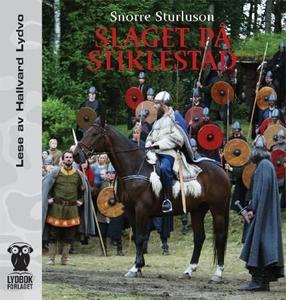 Slaget på Stiklestad (lydbok) av Sturlason Sn