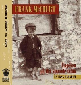 Engelen på det sjuende trinn (lydbok) av Fran