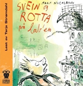 Svein og rotta på lab'en