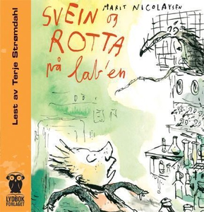 Svein og rotta på lab'en (lydbok) av Marit Ni