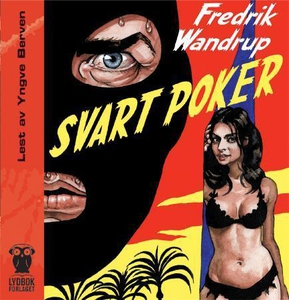 Svart poker (lydbok) av Fredrik Wandrup