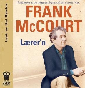 Lærer'n (lydbok) av Frank McCourt