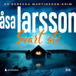 Svart sti (lydbok) av Åsa Larsson