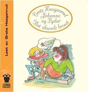 Johanne og Lyder (lydbok) av Grete Haagenrud