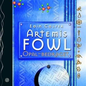 Artemis Fowl (lydbok) av Eoin Colfer