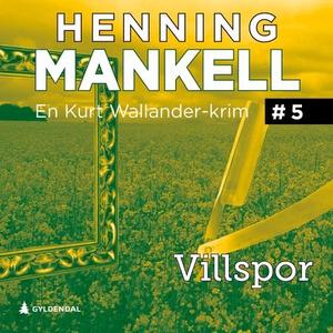 Villspor (lydbok) av Henning Mankell