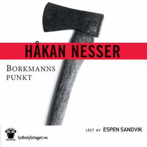 Borkmanns punkt (lydbok) av Håkan Nesser