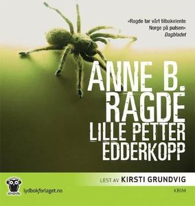 Lille Petter edderkopp (lydbok) av Anne B. Ra