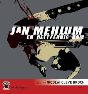 En rettferdig dom (lydbok) av Jan Mehlum