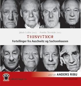 Tidsvitner (lydbok) av Jakob Lothe, Anette St