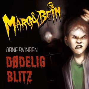 Dødelig blitz (lydbok) av Arne Svingen