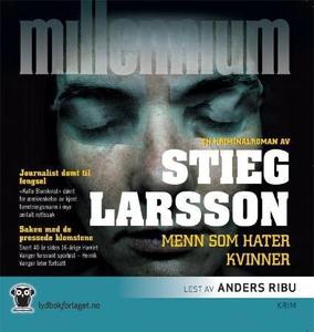 Menn som hater kvinner (lydbok) av Stieg Lars