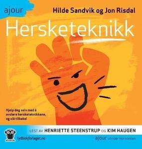 Hersketeknikk (lydbok) av Hilde Sandvik, Jon