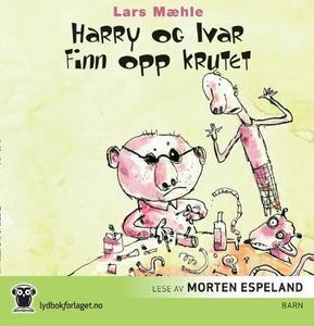 Harry og Ivar finn opp krutet (lydbok) av Lar