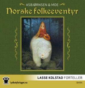 Norske folkeeventyr (lydbok) av Peter Christe