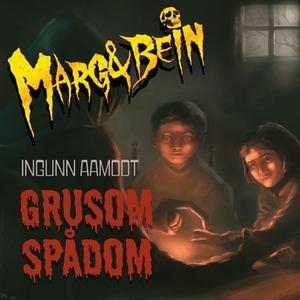 Grusom spådom (lydbok) av Ingunn Aamodt