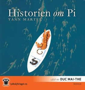 Historien om Pi (lydbok) av Yann Martel