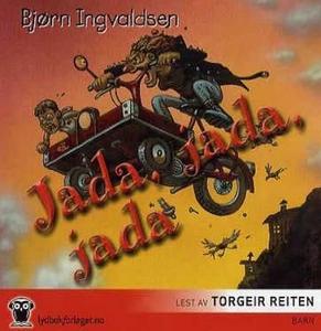 Jada, jada, jada (lydbok) av Bjørn Ingvaldsen
