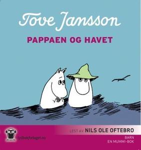 Pappaen og havet (lydbok) av Tove Jansson