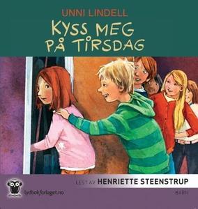 Kyss meg på tirsdag (lydbok) av Unni Lindell