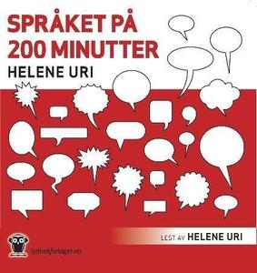 Språket på 200 minutter (lydbok) av Helene Ur