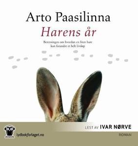 Harens år (lydbok) av Arto Paasilinna