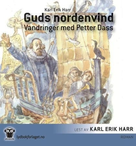 Guds nordenvind (lydbok) av Karl Erik Harr