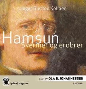 Hamsun (lydbok) av Ingar Sletten Kolloen