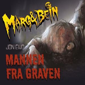 Mannen fra graven (lydbok) av Jon Ewo