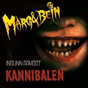 Kannibalen (lydbok) av Ingunn Aamodt