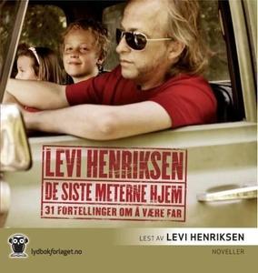 De siste meterne hjem (lydbok) av Levi Henrik