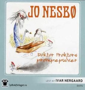 Doktor Proktors prompepulver (lydbok) av Jo N