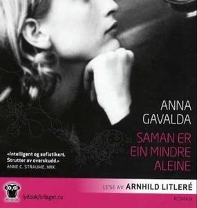 Saman er ein mindre aleine (lydbok) av Anna G