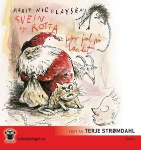 Svein og rotta feirer jul på landet (lydbok)