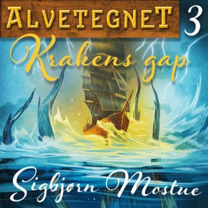 Krakens gap (lydbok) av Sigbjørn Mostue